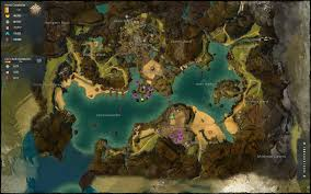 Caledon Forest Map Weyandts Revenge Zoomed Out Map Guild Wars 2 Life