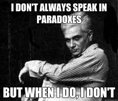 Jacques Meme - ughh derrida for the love of literature pinterest