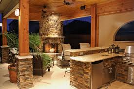 embracing the great outdoors u2013 stellar outdoor kitchen design