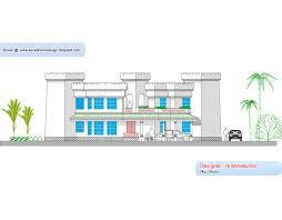 390 square feet kerala villa plan and elevation 3600 sq feet home appliance