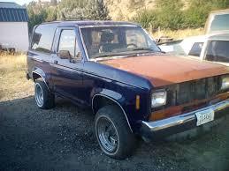 billings mt craigslist ford bronco ii for sale in montana 1983 1990