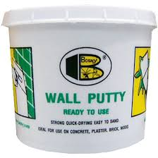 wall putty bosny 1 5kg white wall putty homepro