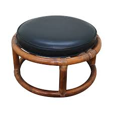 End Tables Living Room Decorating Wicker End Tables Rattan Ottoman For Living Room