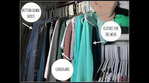 25 awesome and brilliant organizing hacks for your small closet
