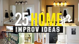25 home improvement ideas 2 youtube