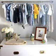nursery storage ideas for small spaces popsugar moms