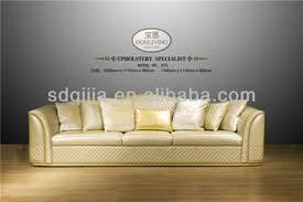 Luxury Leather Sofa Sets Classic Italian Style Luxury Leather Sofa Set Living Room