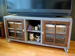 Glass Doors Cabinets by Console Table With Glass Doors Picture With Fascinating Console