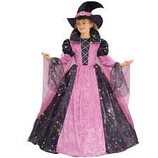 witch costumes girl s deluxe witch costume free shipping on orders 45