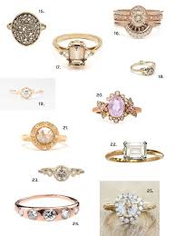 unique engagement rings for our favorite unique engagement rings green wedding shoes