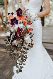 fall bridal bouquets bold and soft fall bridal bouquet wedding inspiration board
