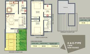 row house floor plan awesome row houses plans 24 pictures architecture plans 13717
