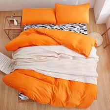 online get cheap orange duvet sets aliexpress com alibaba group
