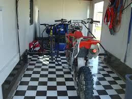 motocross bike setup enclosed trailer setups page 11 trucks trailers rv u0027s u0026 toy