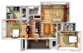 design floor plans best 3d floor plans on floor with floor plan and 3d view indian