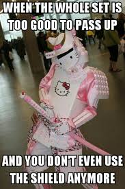 Hello Kitty Meme - untitled