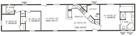 single wide mobile home floor plans fascinating 3 bedroom single wide mobile home floor plans