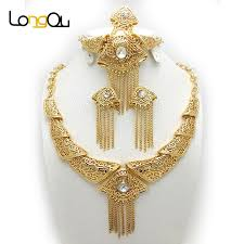 bridal gift bridal gift wedding jewelry set fashion dubai
