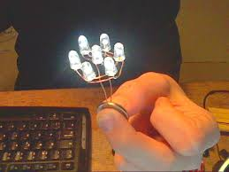 led throwies miniatures earth magnets and earth magnet