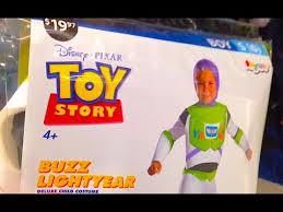 Buzz Lightyear Halloween Costume Toy Story Disney Pixar Buzz Lightyear Halloween Costume