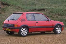 peugeot gti 1980 peugeot 205gti classic car review honest john