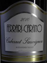 carano reserve cabernet 2011 carano cabernet sauvignon valley usa
