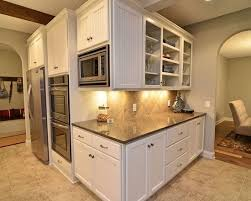 Microwave Kitchen Cabinets Saving Space 15 Ways Of Mounting Microwave In Upper Cabinets