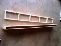 Heavy Duty Floating Shelves by How To Build Heavy Duty Floating Shelves U2014 Best Home Decor Ideas
