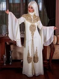 robe de mariã e pour femme voilã e moderne bonnes affaires tenue soirée pour femme voilée