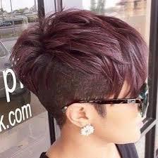 layered buzzed bob hair best 25 undercut pixie haircut ideas on pinterest undercut