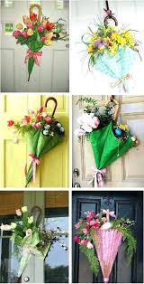 door decorations for spring beautiful spring decoration ideas photos ideas for spring decoration