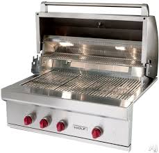 Wolf 36 Electric Cooktop Wolf Barbecue