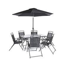 8 Piece Patio Dining Set Suntime Outdoor Living Memphis Steel 8 Piece Dining Set U0026 Reviews