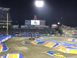 monster truck race track making monster jam a tradition oc mom blog oc mom blog