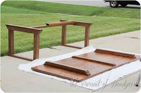 outdoor dining table plans outdoor dining table plans polreske bumen