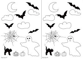it u0027s halloween time to colour in a haunted house hattifant