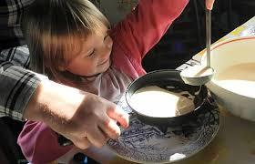 fait de la cuisine recette d on commence tôt la pratique de la cuisine et on le fait en