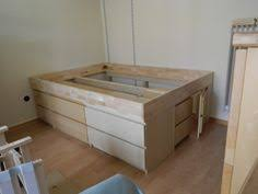 stolmen bed hack stolmen bed ikea hackers small condo and bedroom kids
