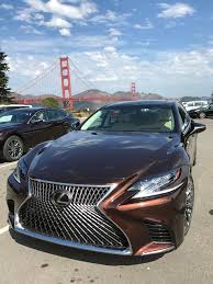 lexus christmas 2018 lexus ls lexus takes boring out of the luxury sedan first