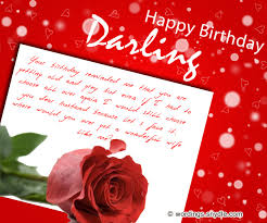 cute images of romantic birthday wishes for husband from wife