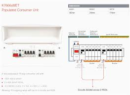 how to wire rcd in garage shed consumer unit uk fair wiring