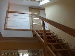 amenagement chambre sous pente les différents escaliers pour combles avec atr