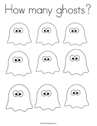 halloween ghost coloring halloween coloring pages ghosts