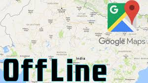 Offline Maps Android How To Use Google Maps Offline On Android Phone In Hindi Youtube
