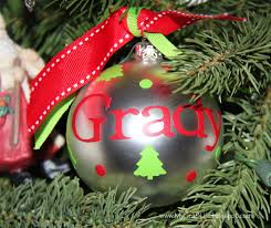 my gra 8 diy ornaments like those on days of our lives