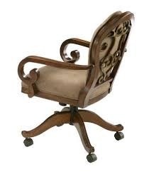 Armchair With Wheels Caster Dining Chairs Ebay