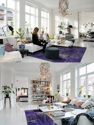 norwegian interior design living room ikea scandinavian wool rugs table sets classic table