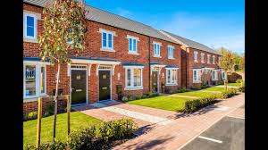 david wilson homes the dawley archford doseley park telford