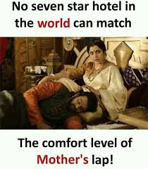 Funny Hotel Memes - mom lap no seven star hotel in the world can match the comfort level