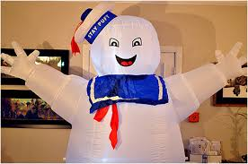 Stay Puft Marshmallow Man Costume The Stay Puft Marshmallow Man Now Lives Inside My Home